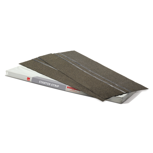Owens Corning Starter Shingle 105-lin ft Black Starter Roof Shingles