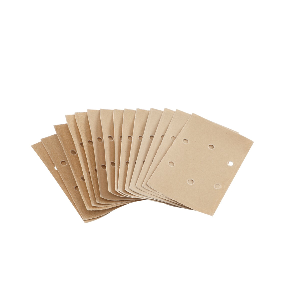 4 in. x 6 in. Sanding Sheets 15 Pc