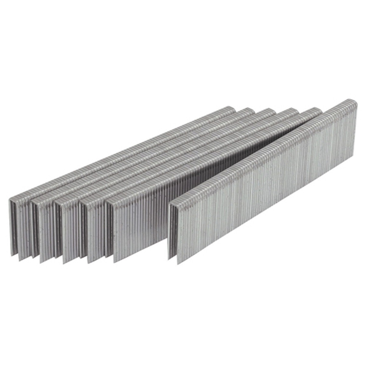 1-1/8 in. x 1/4 in. Crown 18 Gauge Staples 5000 Pc