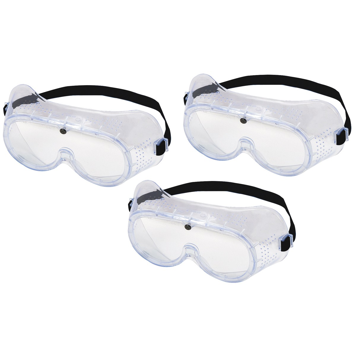 Safety Goggles 3 Pk.