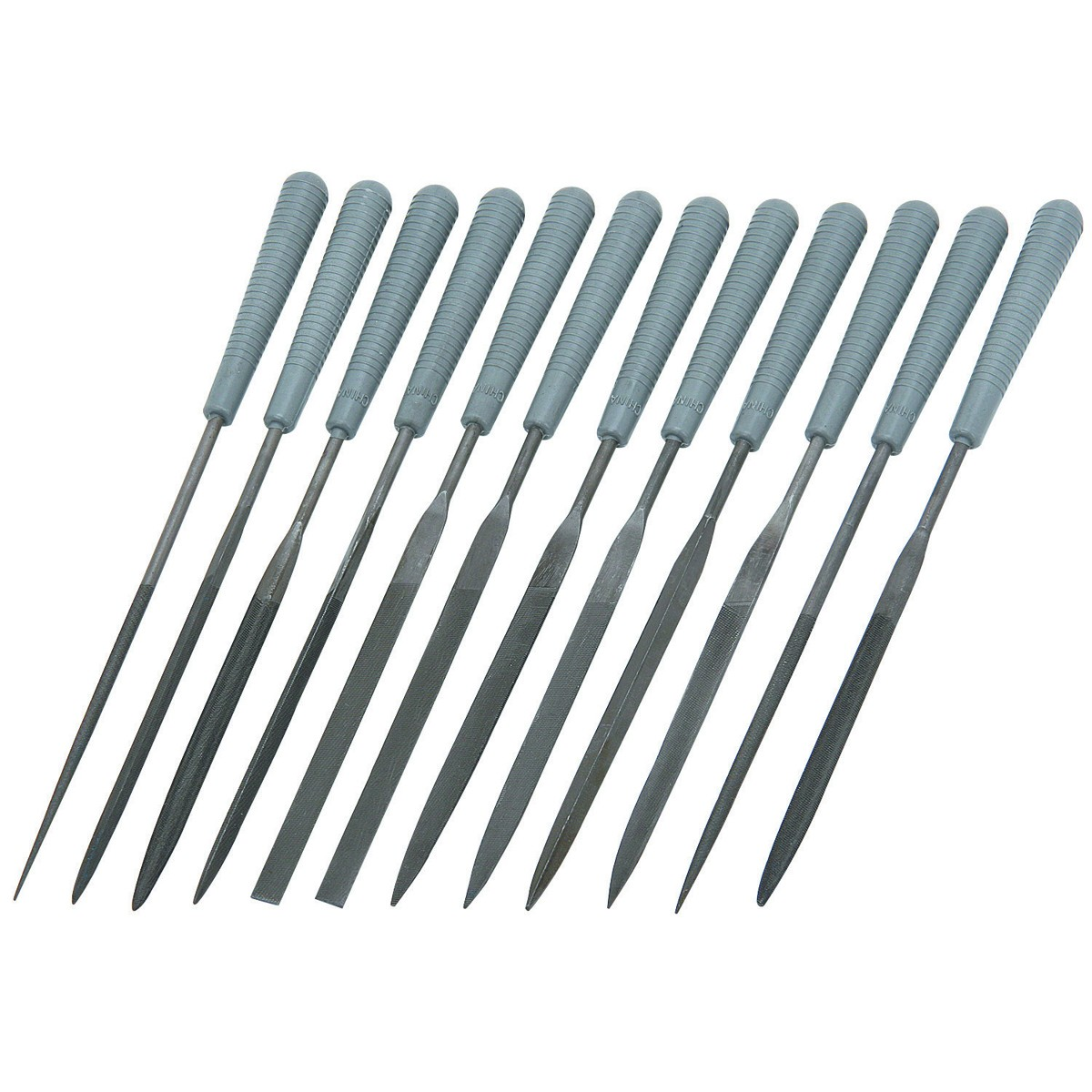 Precision Needle File Set 12 Pc