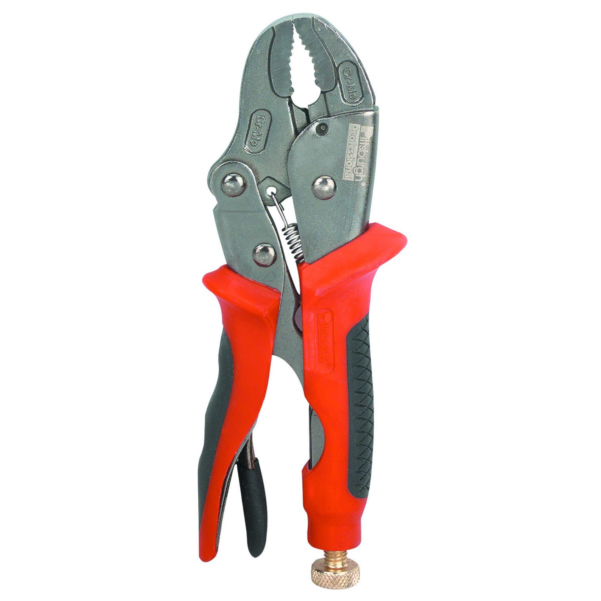 10 in. Professional Curved Jaw Locking Pliers