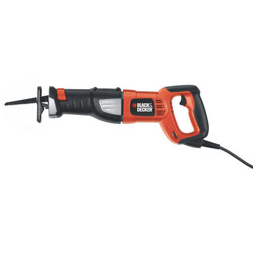 Black and Decker Reciprocating Saw, RS600K