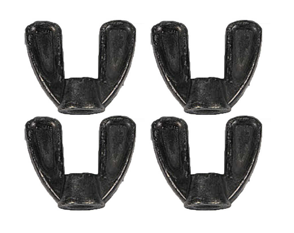 Black and Decker Tool (4 Pack) Replacement Wing Nut # 090914-00-4PK